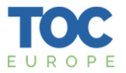 TOC EUROPE 2020